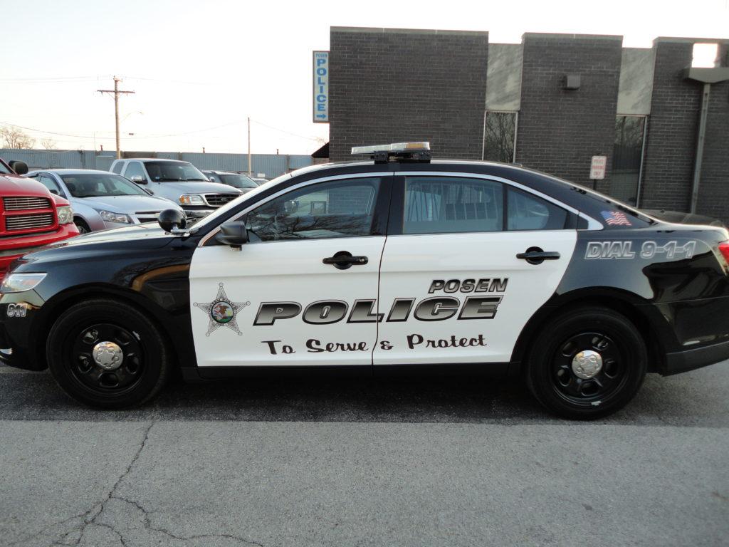 Police – Village Of Posen