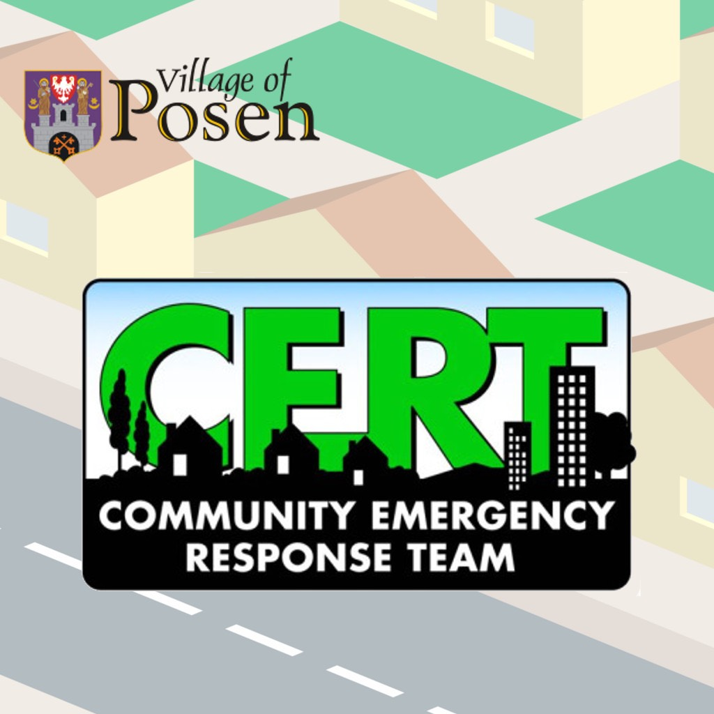 community emergency response team emblem